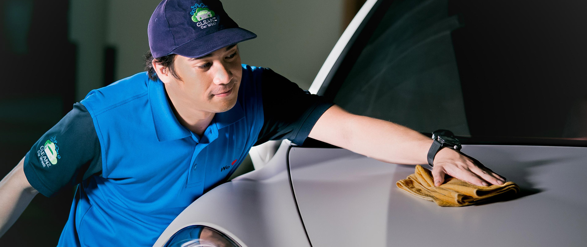 waterless car wash companies in Dubai