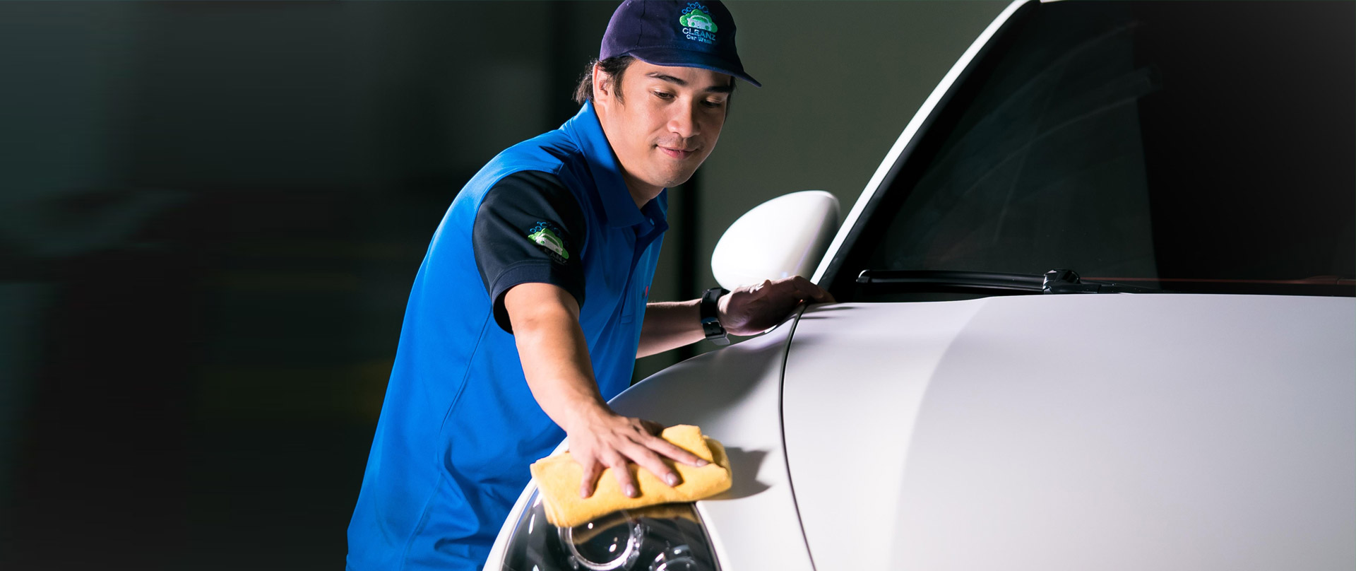ecofriendly car washing companies in Dubai
